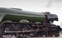 Flying Scotsman to Take Centre Stage