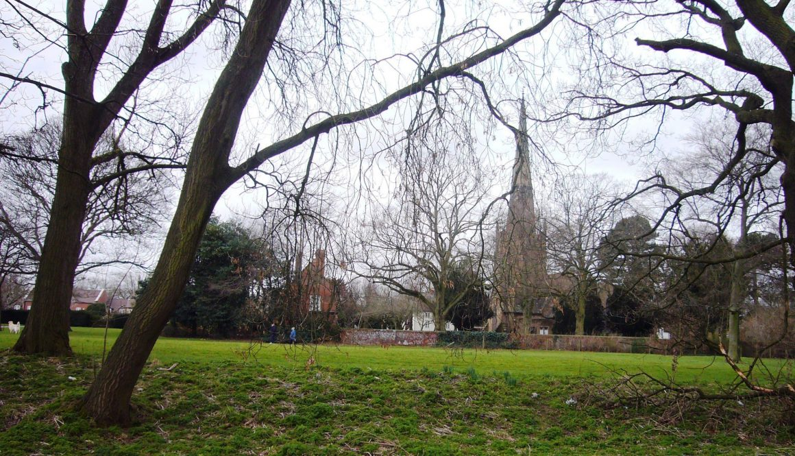 A Walk around Medieval Yardley