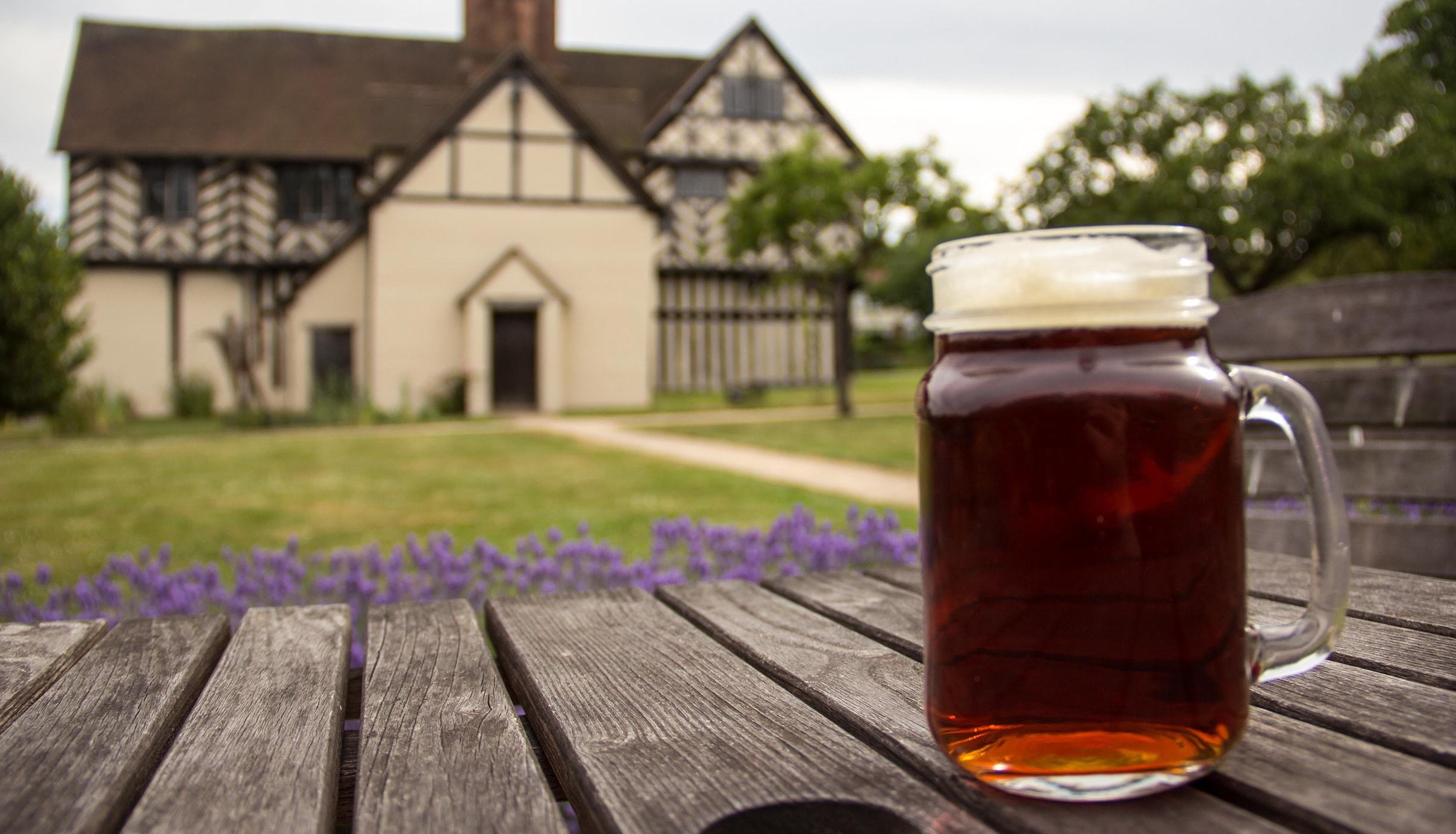The Blakesley Hall Ale & Cider Festival 2018