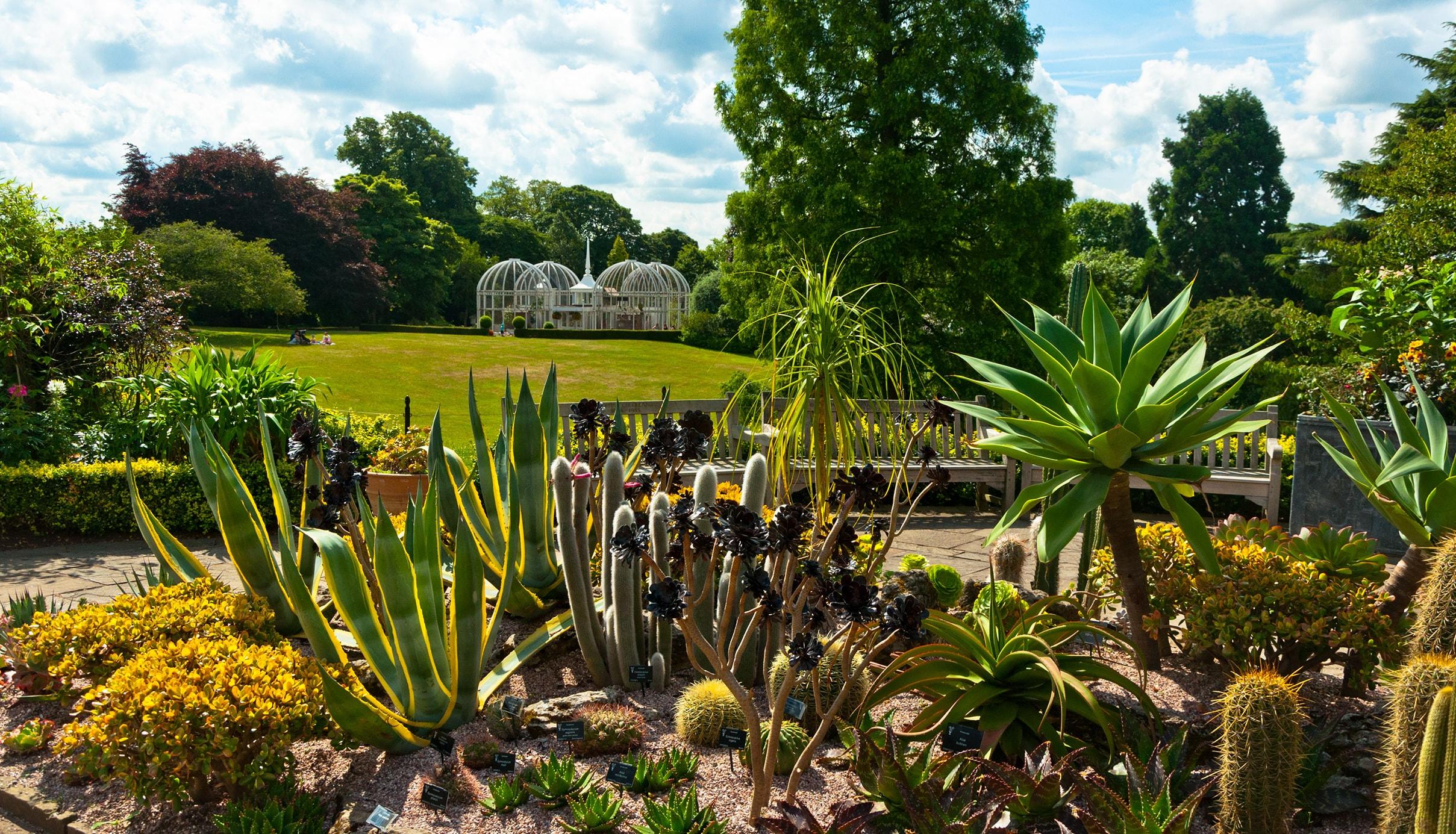 Birmingham Botanical Gardens – Heritage Open Day