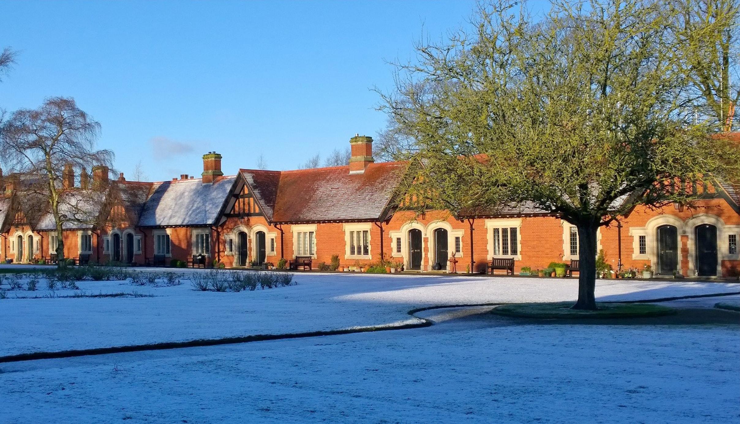 Bournville Almshouses (The Quadrangle) – Bournville Heritage Open Da