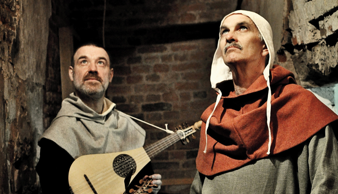The Night Watch perform the popular music of the 12th-17th centuries