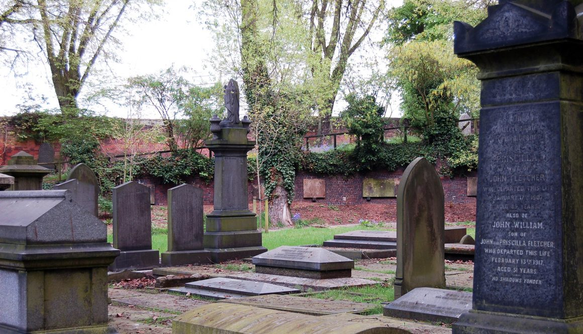 Themed Cemetery Tours