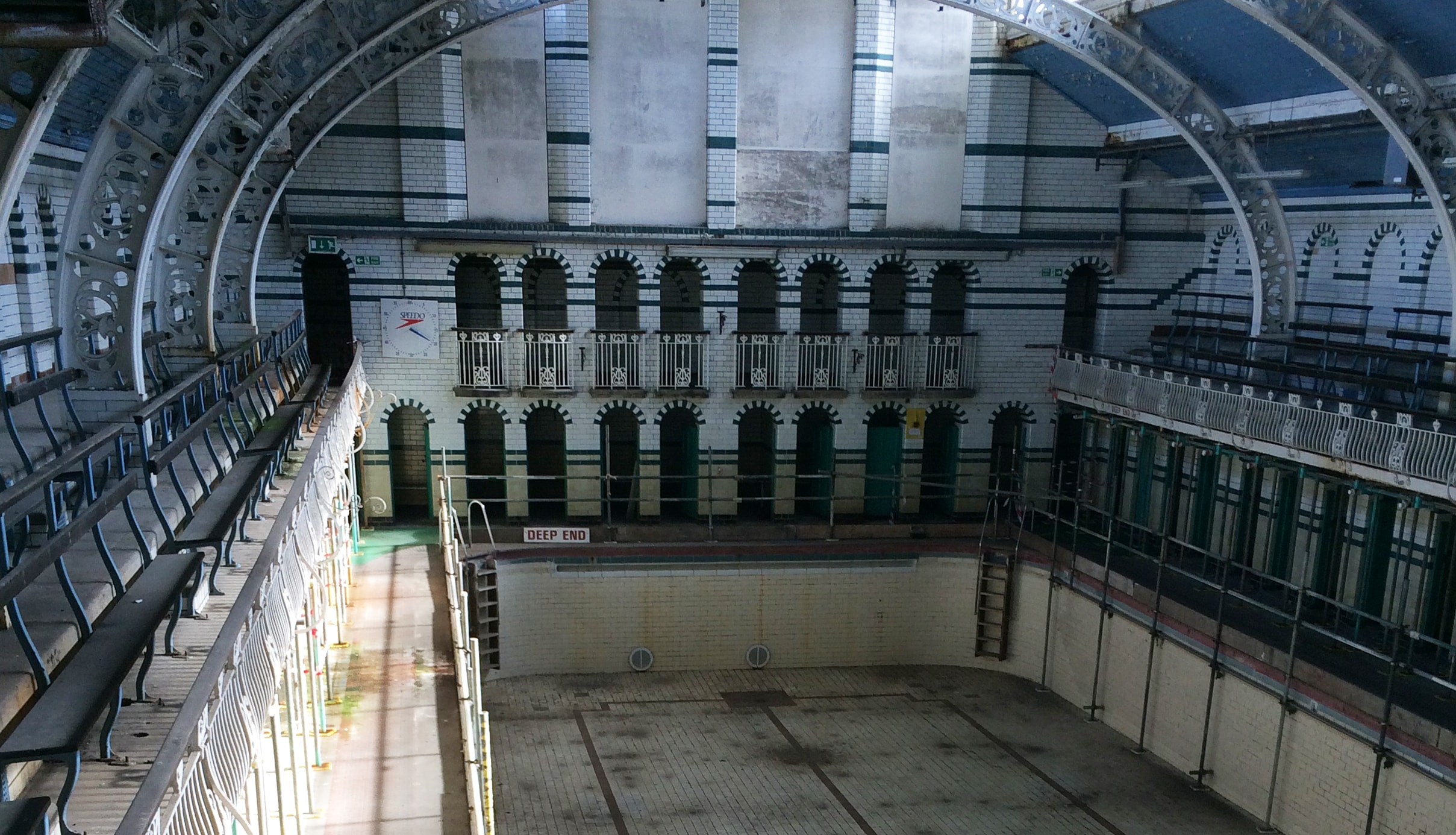 Help Keep Moseley Road Baths Open Day