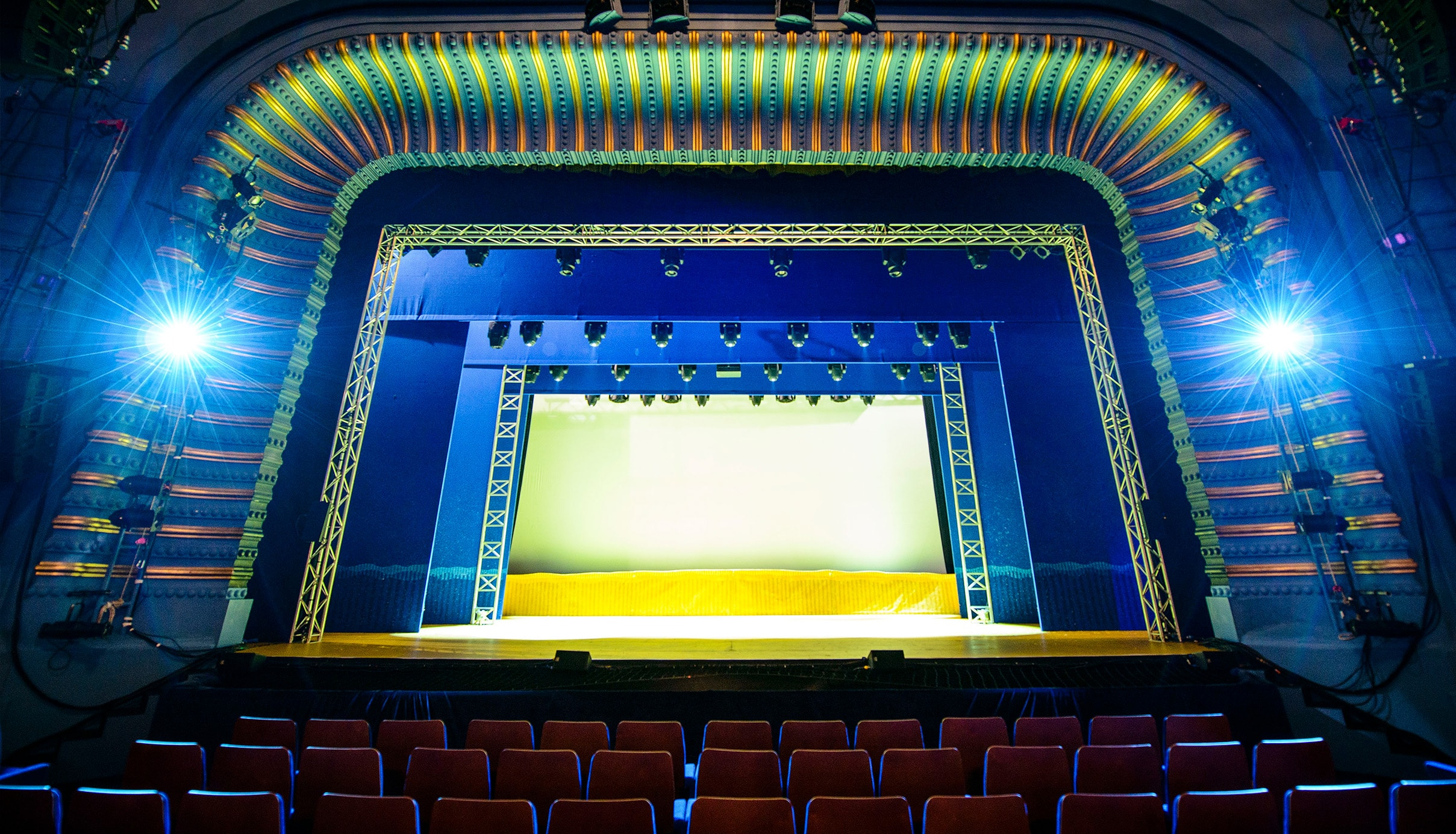 Heritage Theatre Tours