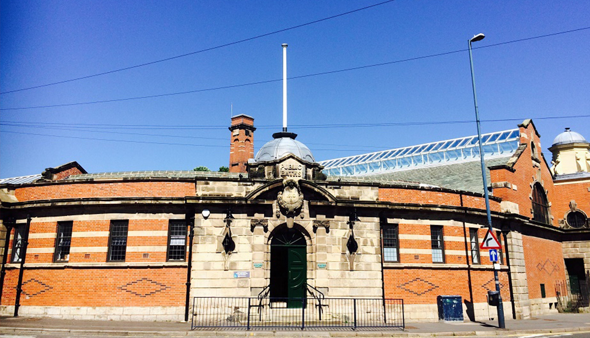 Heritage Weekend Wind Down at Stirchley Baths