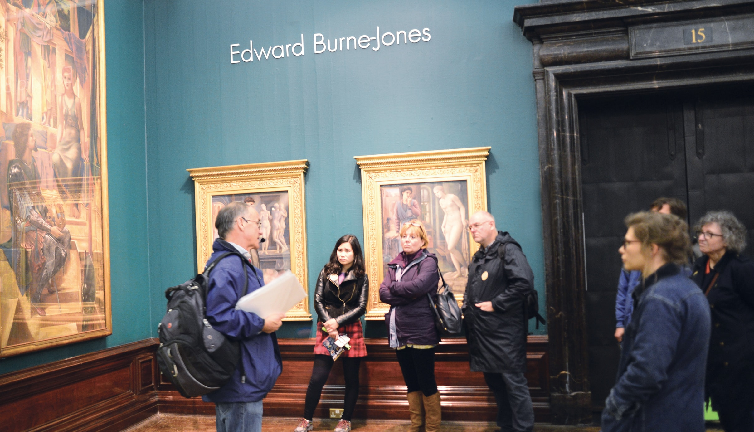 Positively Birmingham Tour No. 2 – In the footsteps of Sir Edward Burne-Jones