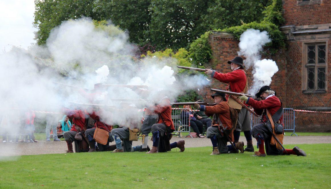 Siege! A Birmingham Heritage Week Event