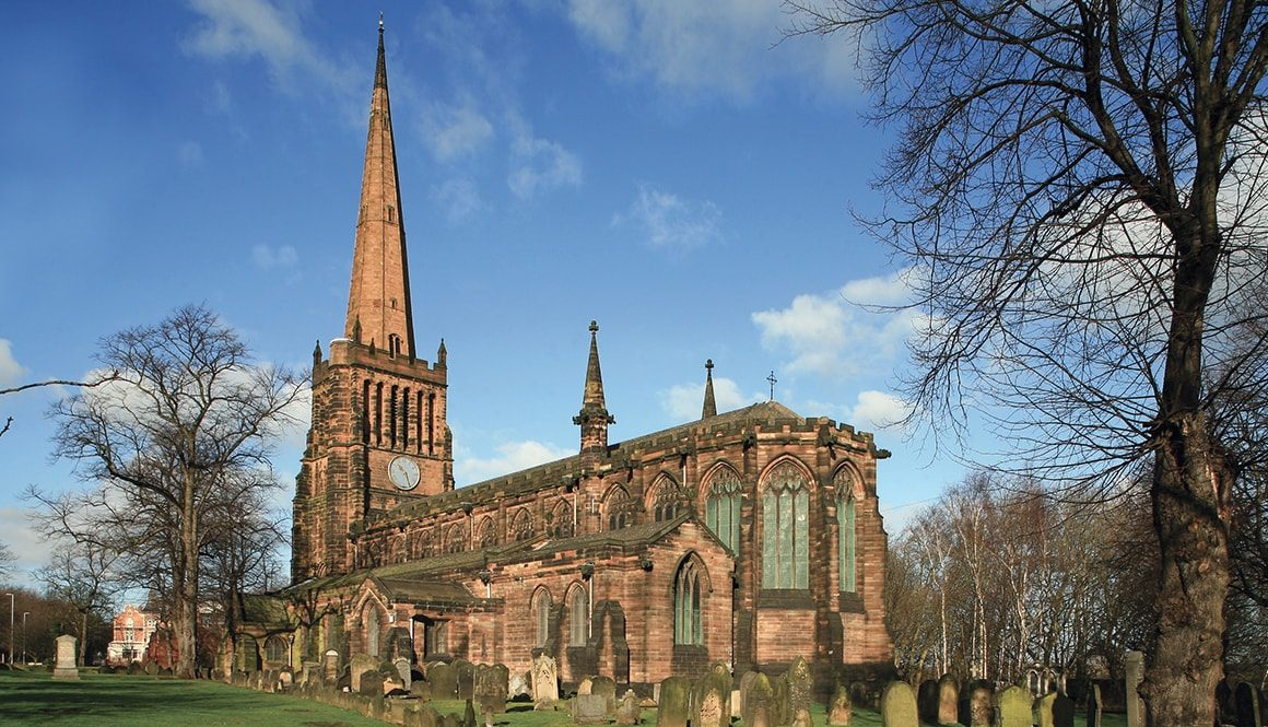 Aston Parish Church Heritage Day