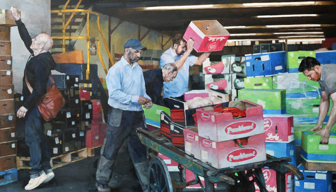 Danny Howes 'The Wholesale Market'