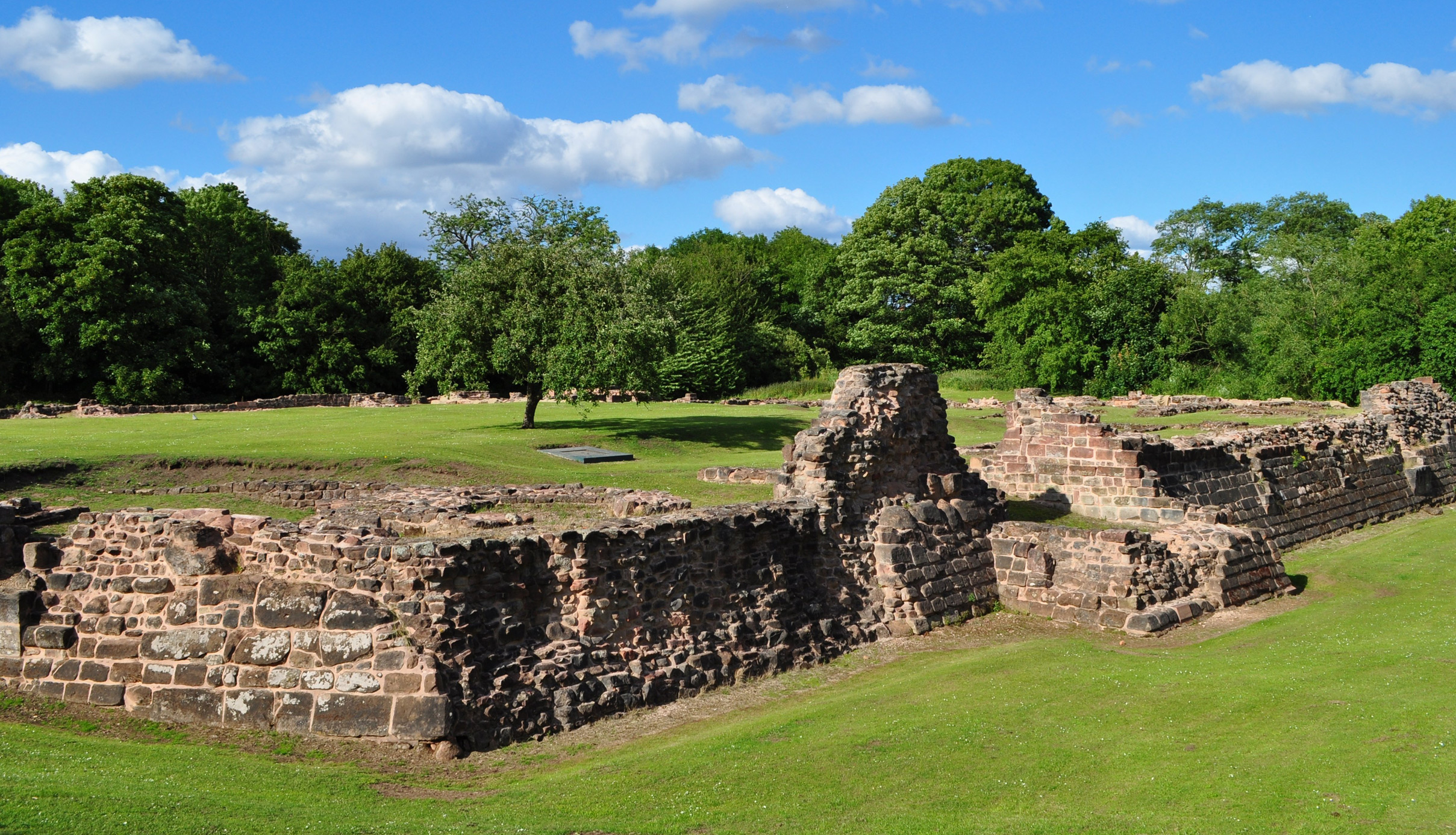 Weoley Castle Ruins – Falconry Day