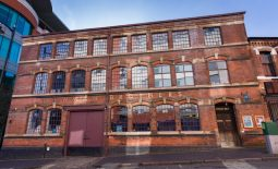 Joint Tour of Coffin Works and Roundhouse