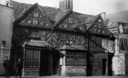 The History and Mysteries of The Golden Lion