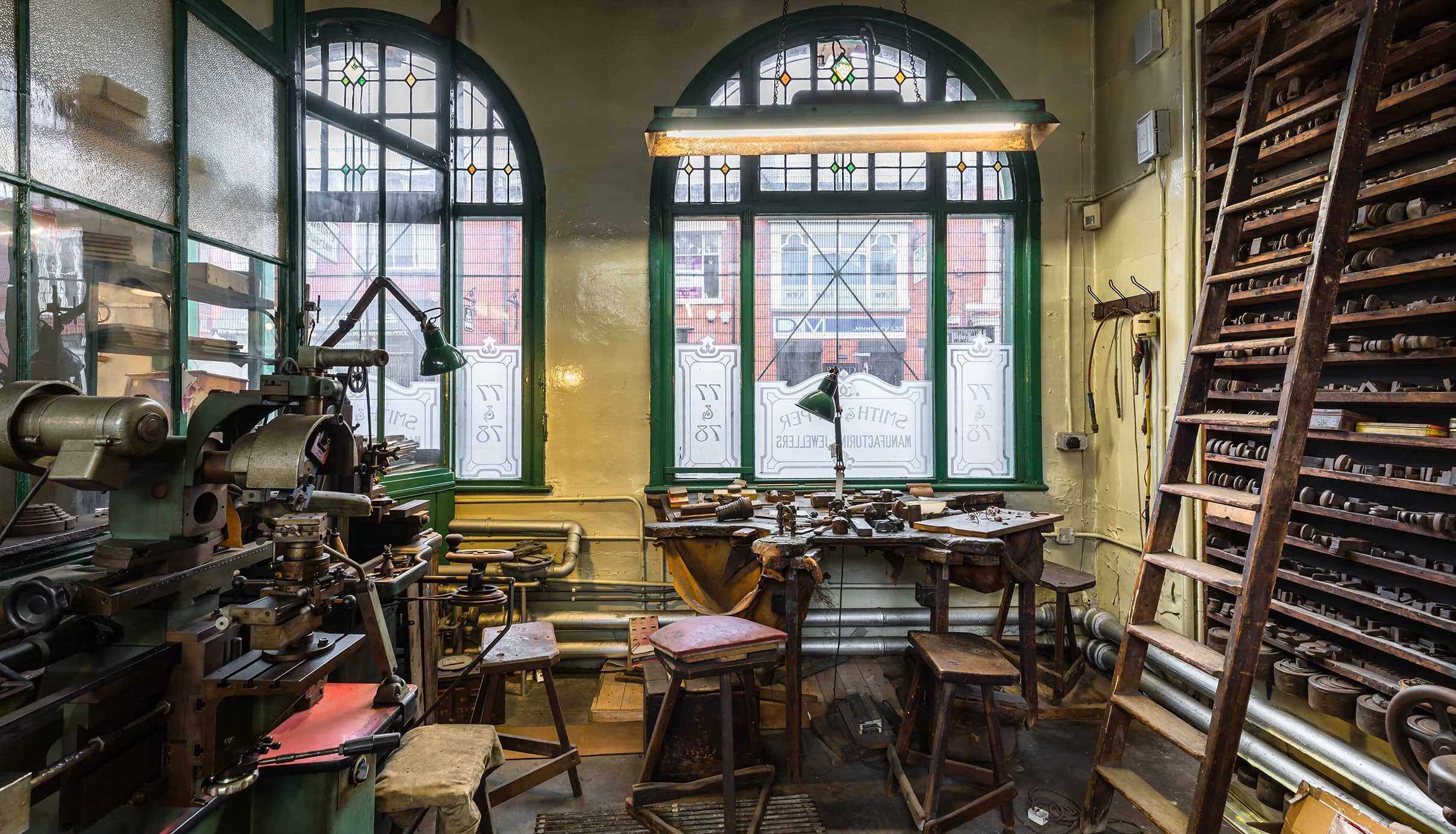 Museum of the Jewellery Quarter Heritage Open Day