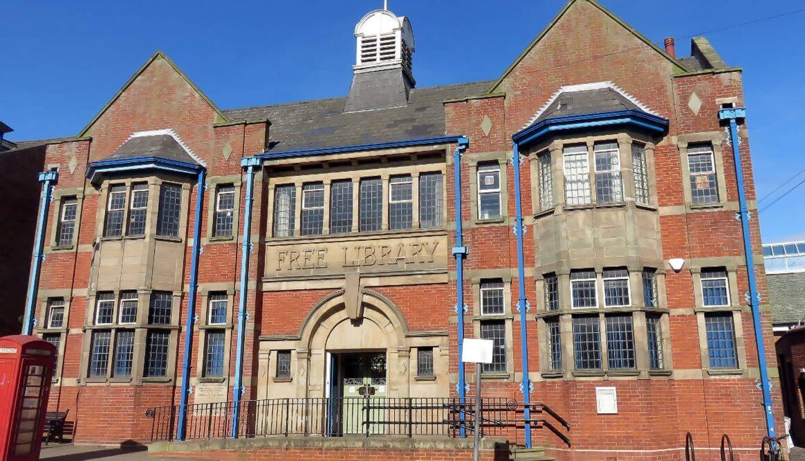 stirchley-library